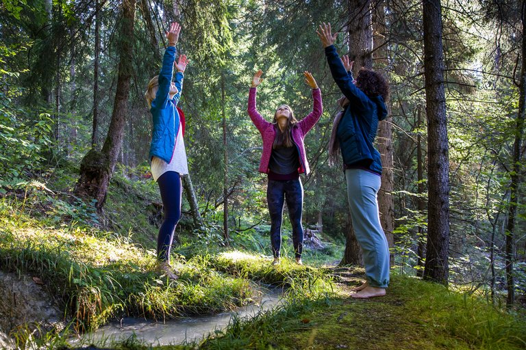 Wellbeing- & Yogahotel in Flims